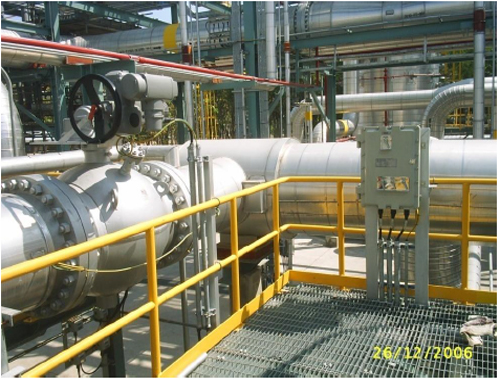 T s group management co ltd for How motor operated valve works